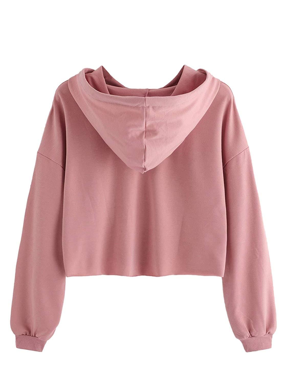 Dusky Pink Hoodie