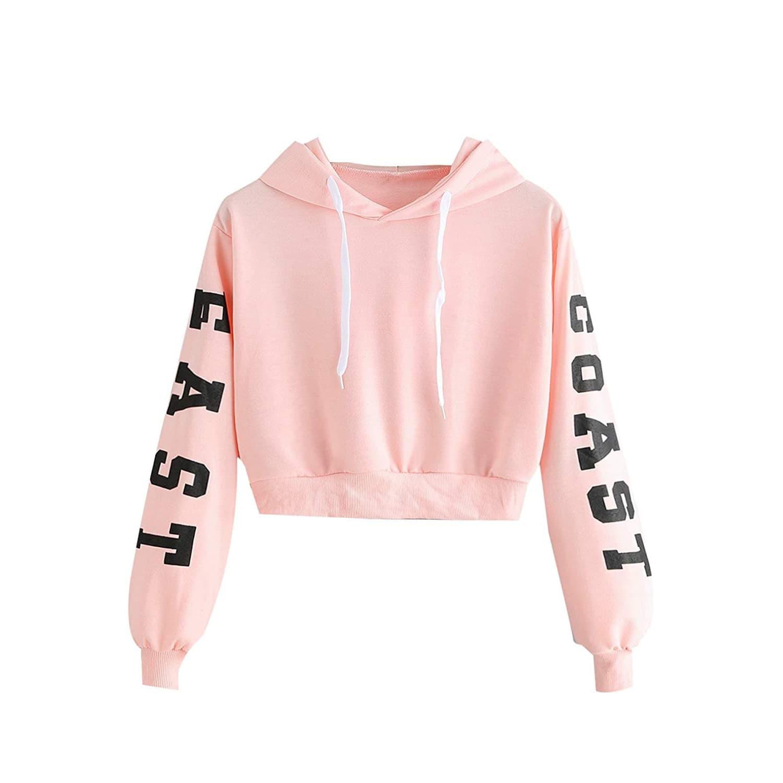 Fresh Pink Hoodie